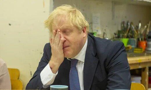 آخرین وضعیت بوریس جانسون از زبان وزیر کابینه انگلیس