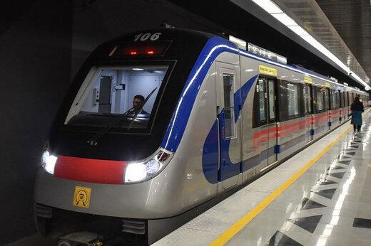 ببینید | اوضاع رفت و آمد در متروی تهران بعد از تعطیلات و با وجود محدودیتهای کرونایی