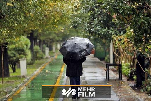 هشدار سازمان هواشناسی: رگبار و باد شدید تا پایان هفته در کشور