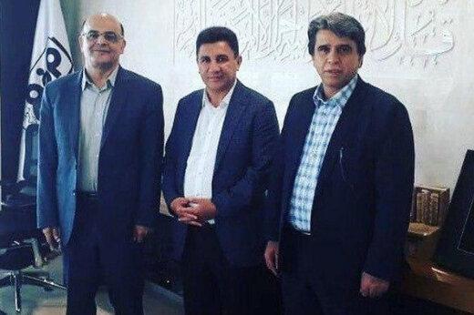 حمایت باشگاه سپاهان از قلعهنویی؛ برخی به دنبال جوسازی هستند/عکس