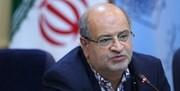 ببینید | هشدار جدی زالی به مسئولان و مردم پایتخت/فقط ۵۰۰ نفر دیروز در تهران بستری شدند!