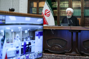 Activities should resume complying with health protocols, says Rouhani