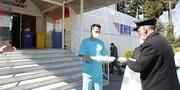 ۴۸ هزار پرس غذای متبرک در بیمارستانهای خراسان رضوی توزیع شد