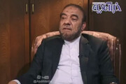ببینید | دفاع قاطع علی محمد بشارتی از خلخالی/  اگر هویدا را کشته بودم با افتخار میگفتم