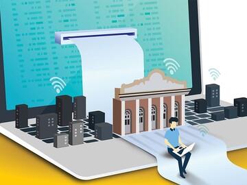 ارائه خدمات شهرسازی به صورت الکترونیک