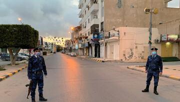 حمله نیروهای ژنرال حفتر به بیمارستان بیماران کرونایی در لیبی
