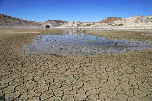 خشکسالی وحشتناک امسال به روایت آمار