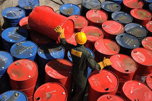 درخشش نفت آغاز شد