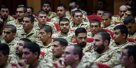 آخرین خبر از تعداد سربازان مبتلا شده به کرونا