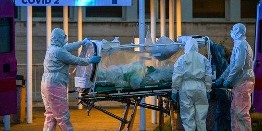 رکورد فرانسه درکشتهها/ مبتلایان به مرز1 میلیون و 400 هزار نزدیک شدند