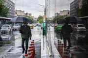 هوای تهران در ۲۰ فروردین بارانی و پاک است