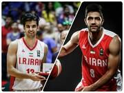 ۲ بازیکن چهارمحال و بختیاری نامزد بهترین بسکتبالیست آسیا