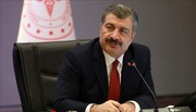 افزایش تعداد قربانیان کرونا در ترکیه