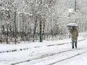 هوای آذربایجان شرقی زمستانی شد