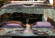 سه شرور محله یافت آباد ۱۵ خودرو را تخریب کردند