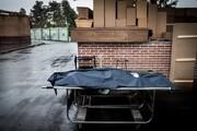 تصاویر | جدیدترین قربانیان کرونا در آرامستان