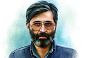 ببینید | تصاویری دلخراش از لحظه به شهادت رسیدن شهید مرتضی آوینی