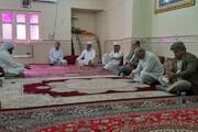 برگزاری جلسه ستاد مدیریت بحران سازمان منطقه آزاد چابهار با محوریت پیشگیری و مقابله با ویروس کرونا در روستای تیس