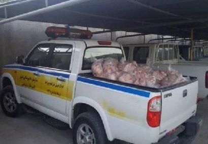 مدیرکل دامپزشکی استان کهگیلویه وبویراحمدقریب به ۹ هزار کیلوگرم مواد خام دامی غیر بهداشتی در نوروز ۹۹ معدوم شد