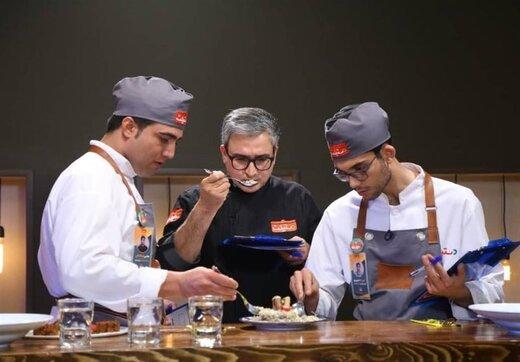 رقابت آشپزی دو بازیگر مرد در برنامه «دستپخت»