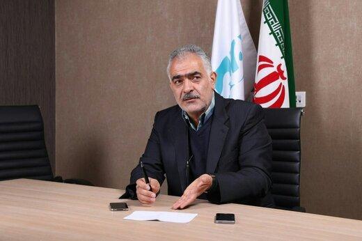نامه گل محمدی به حیدر بهاروند/ دیگر هیات فوتبال تهران را به رسمیت نمیشناسیم