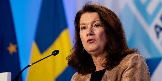 سوئد ادعای ترامپ را تکذیب کرد