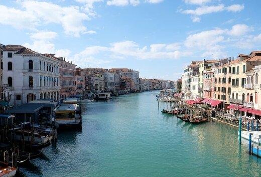 کانالهای آب در ونیز تمیز شدند   کرونا چطور به محیط زیست کمک میکند؟