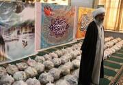 توزیع بستههای معیشتی میان اقشار آسیب دیده از کرونا بوشهری در نیمه شعبان