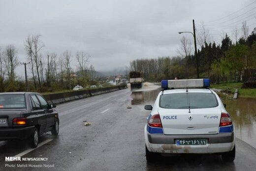 آخرین وضعیت تردد راههای کشور / منطقه یک آزادراه تهران-شمال مسدود میشود