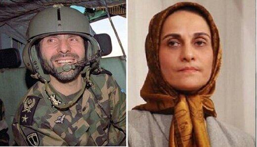 سرانجام زنی که معاون مریم رجوی و مسئول ترور سپهبد صیاد شیرازی بود +عکس