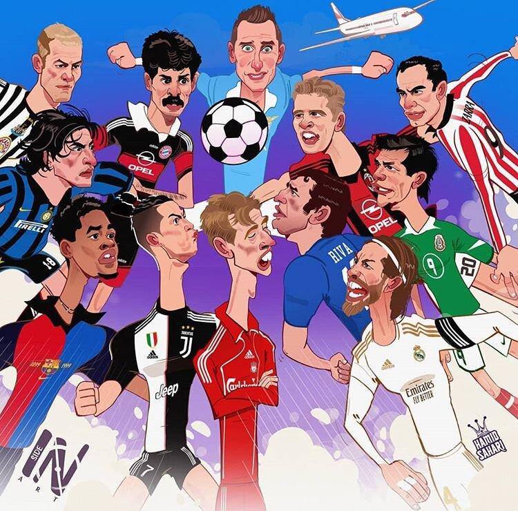 سَرزن ترین بازیکن تاریخ چه کسی است؟