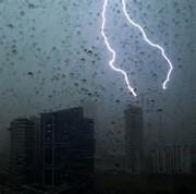مدیرکل مدیریت بحران استان: خسارت رعدو برق و باران به تاسیسات همدان