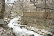 ببینید | سیل در فرحزاد تهران