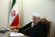 روحانی به نخست وزیر اسپانیا: اتحادیه اروپا در مقابل مخالف آمریکا با پرداخت وام به ایران از سوی صندوق بین المللی پول موضع گیری کند