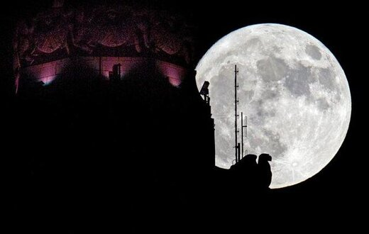 افزایش اختلافات واشنگتن و مسکو این بار بر سر کره ماه