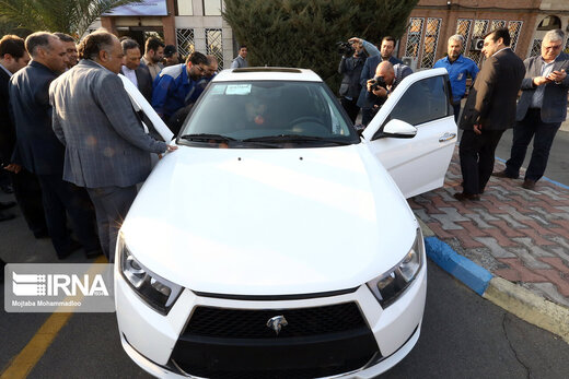 این محصولات جدید ایران خودرو امسال به بازار میآیند