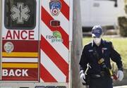 ببینید | روش وحشتناک پلیسهای آمریکایی برای کسی که بدون ماسک سوار اتوبوس شود!