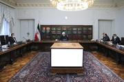 روحانی: کرونا از بین نرفته است، پروتکلهای بهداشتی باید رعایت شود