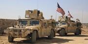 نظامیان آمریکایی وارد حسکه شدند/عکس