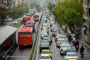 ببینید | خیابانهای تهران مملو از ماشین