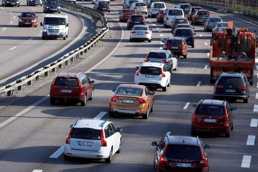 تقاضا برای خودرو طی یک سال چقدر کاهش یافت؟