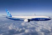 ببینید | لحظه فرود هواپیمای مسافربری جدید بویینگ