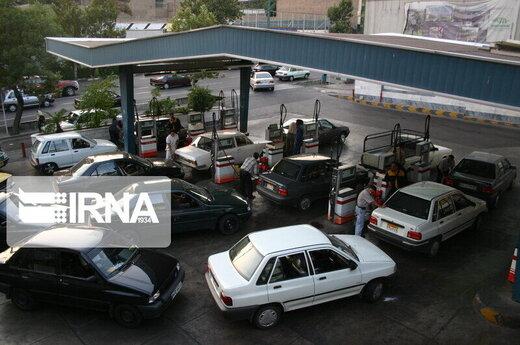 مصرف بنزین در روزهای خانهنشینی آب رفت