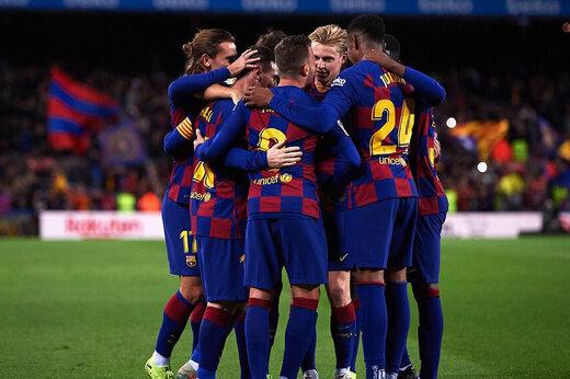 ادعای رسانههای اسپانیایی درباره تصمیم عجیب باشگاه بارسلونا