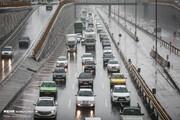 بیشتر خیابانهای تهران اسیر ترافیک صبحگاهی است