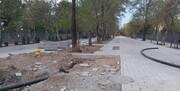 پیاده راه شهریار آماده بهرهبرداری است