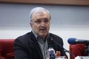 وزیر بهداشت: پوشش بیمه برای بیماران کرونا در قرنطینه برقرار است