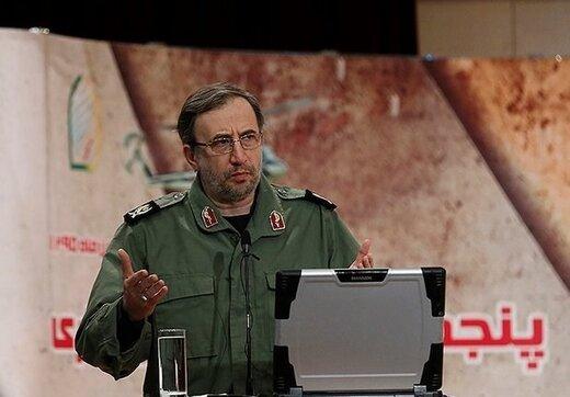 اظهارات سردار عراقیزاده درباره بیولوژیک بودن کرونا و وضعیت پادگانها و سربازان در روزهای شیوع ویروس مرگبار