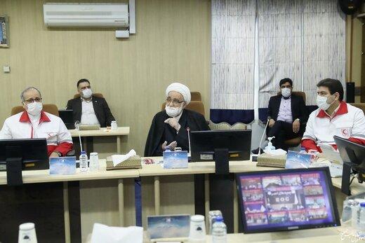 حجت الاسلام معزی: هلال احمر نهادی مردمی و شفاف است