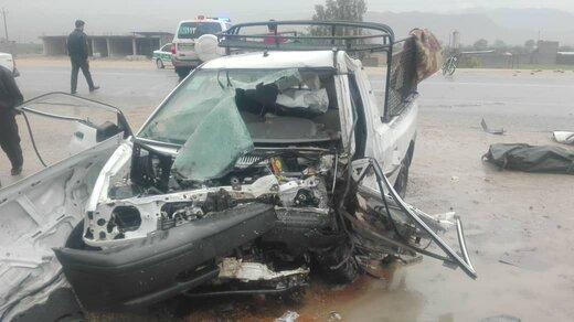یک کشته در جاده داراب – بندرعباس